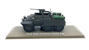 FORD  M20  ARMORED  UTILITY  CAR  -  IXO / ALTAYA   -  1/43