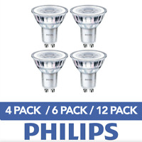 LED GU10 Light Bulbs Energy Saving Lightbulbs Spotlight Lamp A+ Bulbs Philips