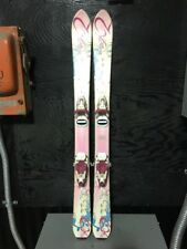 K2 Luv Bug 112cm Skis With Rossignol Comp J Bindings. Our #59
