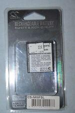 CAMERON SINO  Batterie Nokia N95 8GB N78 N79 - CS-NK6FSL