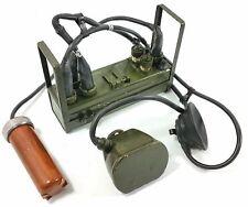 RARE RADIO TARGET FINDER SIGHT 9S13 SOVIET RUSSIAN ARMY COLD WAR RADAR PERSONAL