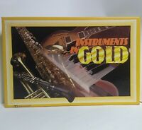Instruments In Gold Cassette Tape Box Set by Readers Digest