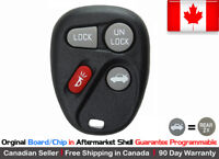 1x New OEM Replacement Remote Key Fob For Oldsmobile Pontiac Chevy KOBUT1BT
