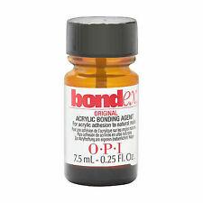 OPI Bondex Original Acrylic Bonding Agent Adhesive .5 Oz Salon Nail Preparation