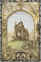 LORD OF THE RINGS - GANDALF ART POSTER - 24x36 SHRINK WRAPPED - TOLKIEN 2931