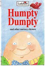 Humpty Dumpty and other Nursery Rhymes (Ladybird hardback)