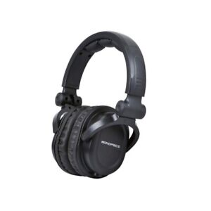 Premium Hi-Fi DJ Style Over-the-Ear Pro Headphones with Microphone   with 2 Audi