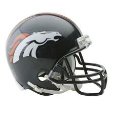 Denver Broncos Mini NFL Mini Helmet Riddell NIB New in Box Football Orange Crush