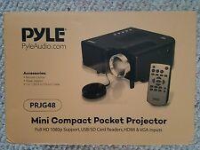Pyle PRJG48 Projector