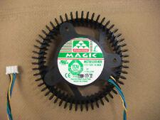 75mm VGA Video Card Fan Geforce 8800 GT GTS GTX  45x39x35mm MGT8012XR-W20 172