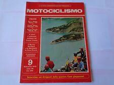 MOTOCICLISMO RIVISTA INTERNAZIONALE MOTOCICLISTI MARZO 1973 N°9 L. 500 VINTAGE