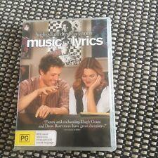 HUGH GRANT. MUSIC AND LYRICS DVD,