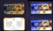 Israel 2018 Menora Gold souvenir World stamp championship Mini Album MNH