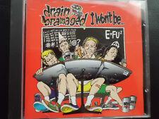 DRAIN  BRAMAGED   -  I  WON`T  BE   ,     CD   1995  ,  PUNK  ROCK
