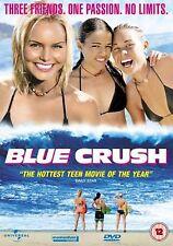 Blue Crush DVD Mika Boorem Michelle Rodriguez Original UK Release New Sealed R2