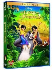 DVD *** LE LIVRE DE LA JUNGLE 2 ***  Walt Disney N° 69  ( neuf emballé )