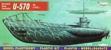 HMS GRAPH/U-BOOT U 570 TYPE VIIC/G7 SPANISH ARMADA SUBMARINE#40411 1/400 MIRAGE