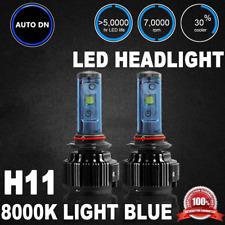 2x Cree High Power LED Headlight Low Beam Lamp LIGHT Bulbs H11 8000K