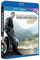 Goldfinger [Blu-ray] [1964] [DVD][Region 2]
