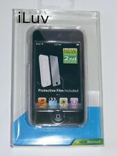 ILUV SILICONE CASE IPOD TOUCH 2G 3G Clear ICC63 Clear