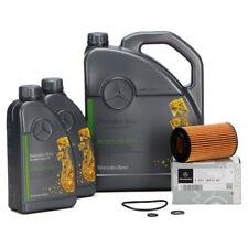 7L 7 Liter ORIGINAL Mercedes Motoröl Öl 5W30 MB 229.51 + Ölfilter 6511800109