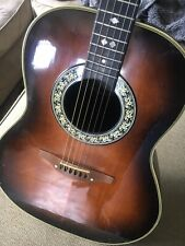 Ovation Acoustic Guitar 1112-1