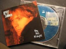 "HENRY LEE SUMMER ""WAY PAST MIDNIGHT"" - CD"