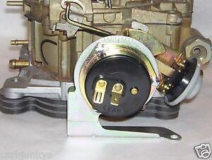 Carburetor Electric Choke Conversion Kit Convert your Cadillac 70 72 to Electric