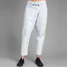 My Lovely Jeans Light Blue Bleached Denim Sarouel Harem