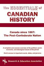 Canadian History: Canada since 1867 Essentials (Es