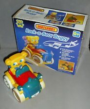 Matchbox Baby Rock A Bear Buggy Toy Car Activity Childs Toy GWO 1991 BOXED RARE