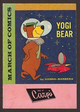 YOGI BEAR Outer Space MARCH OF COMICS #253 VG Hanna-Barbera COMBINED SHIP 1963!