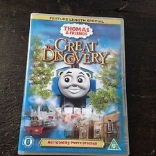Thomas & Friends - The Great Discovery - Starring: Pierce Brosnan DVD 2008