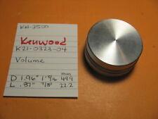 KENWOOD K21-0323-04 VOLUME KNOB KA-3500 INTEGRATED AMPLIFIER