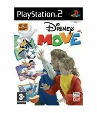 Disney Move- Play Station 2. Manual Included.  FREE SHIPPING
