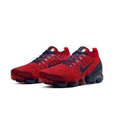 Nike Air Vapormax Flyknit 3 Red Blue Men Running Shoes Air Max AJ6900-600