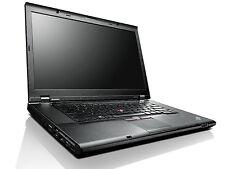 "Lenovo Thinkpad W530 Laptop Core I7 2.6Ghz 8GB 500GB 15.6"" Windows 10 Pro"