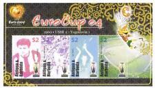 Antigua/Barbuda Fußball EuroCup 2004  Kleinbgn. und Block