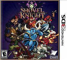 Shovel Knight (Nintendo 3DS, 2015)