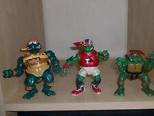 Teenage Mutant Ninja Turtles Action Figures Bundle - lot 1