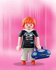 Playmobil Figures 5204 Serie 2 La Fille au Poste Radio