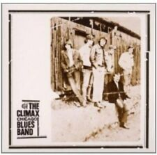 The Climax Chicago Blues Band - The Climax Chicago Blues Band [CD]