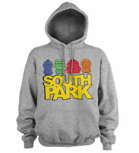 Officially Licensed South Park Sketched Hoodie S-XXL Sizes