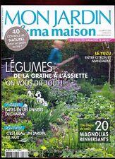 Revue Jardinage : Mon Jardin Ma Maison n°638, mars 2013
