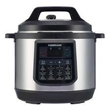 8Qt Digital Pressure Cooker 7-1 Programmable Kitchen Appliance Rice SlowCooker