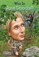 Who Is Jane Goodall? (Who Was?) by Roberta Edwards