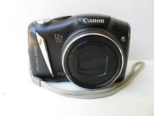 Canon PowerShot SX130 IS Digital Camera, 12.1MP, 12X Zoom, Image Stabilization