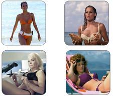 007 Bond Girls Coaster Set James Bond