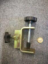 Angling platform bracket, suitable for brollys Bank sticks etc