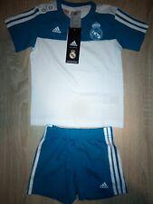 Adidas Real Madrid Home Set Baby Trikot und Hose Größe 86